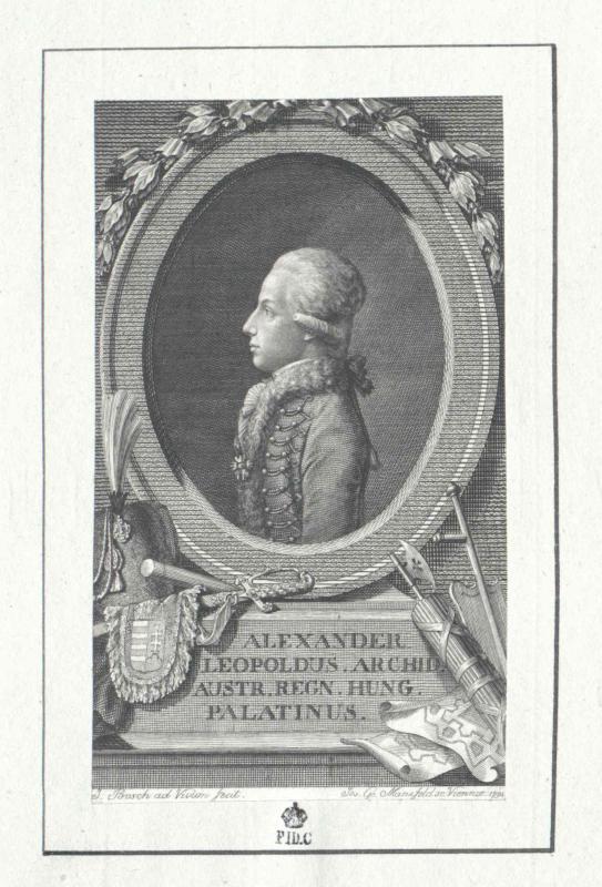 Alexander Leopold, Erzherzog von Österreich