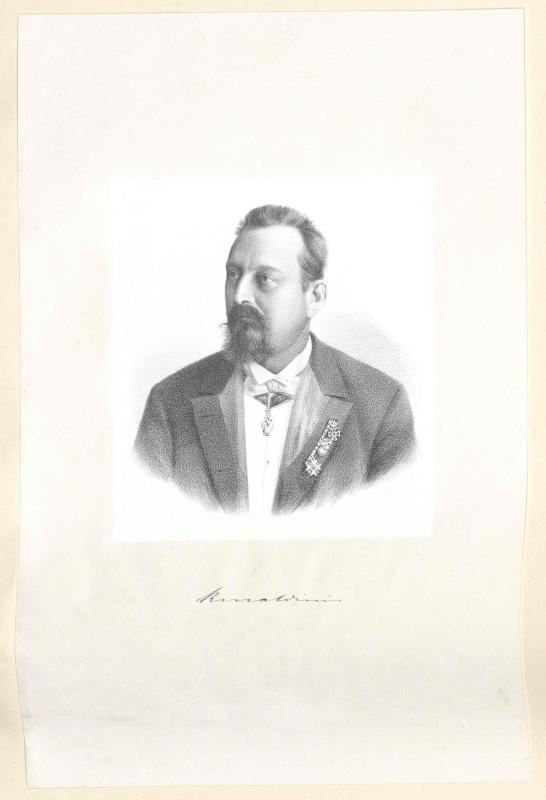 Rinaldini, Theodor Freiherr von