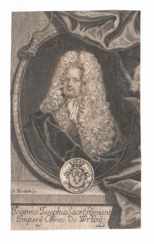Wrtby, Johann Joseph Reichsgraf von