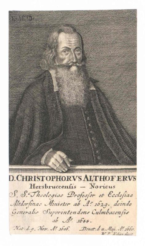 Althofer, Christoph