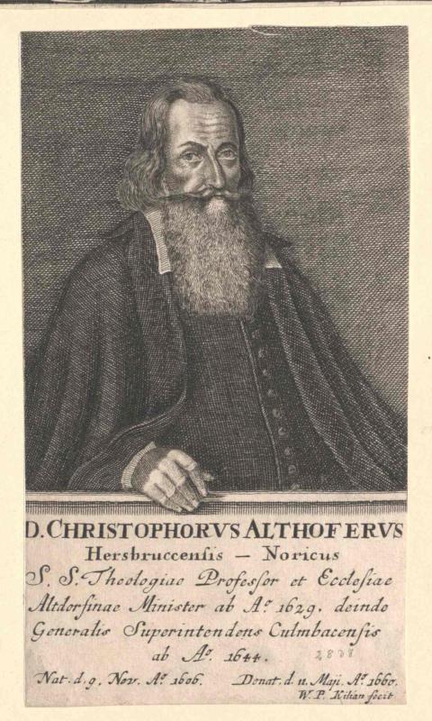 Althofer, Christoph
