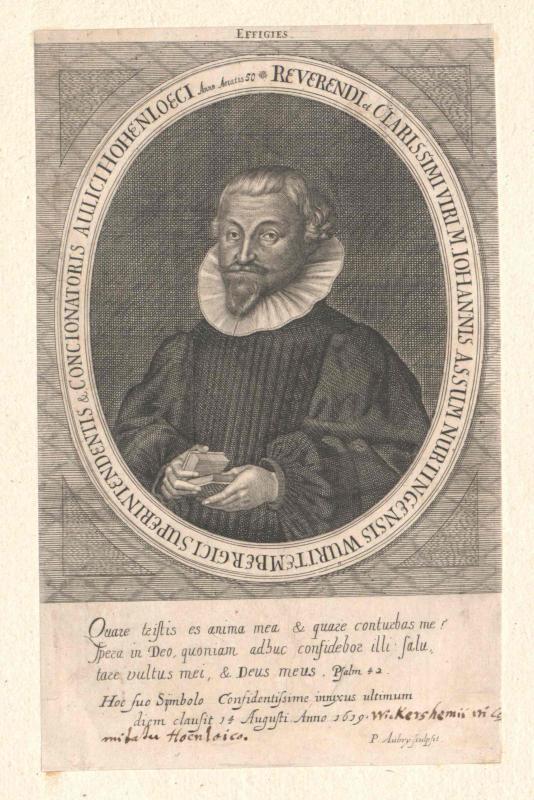 Assum, Johann
