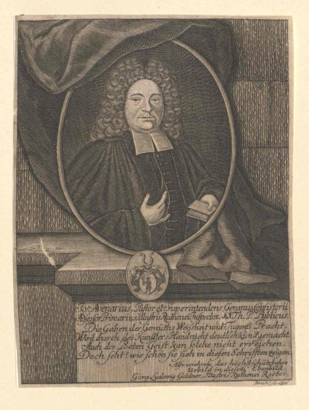Avenarius, Johann
