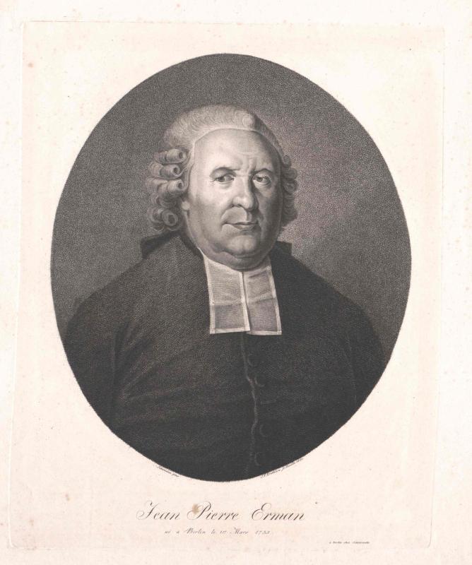 Erman, Jean Pierre