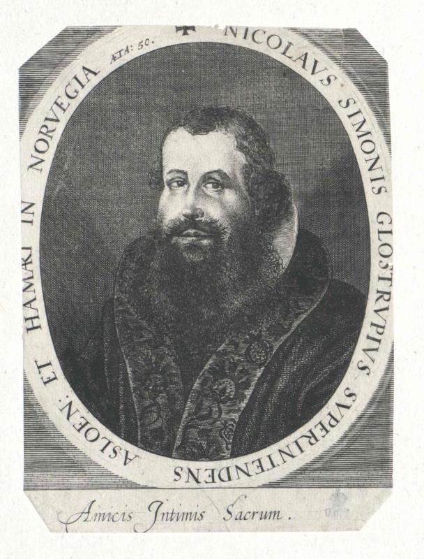 Glostrupius, Nikolaus Simon