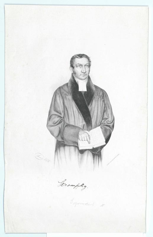 Stromszky, Franz Samuel