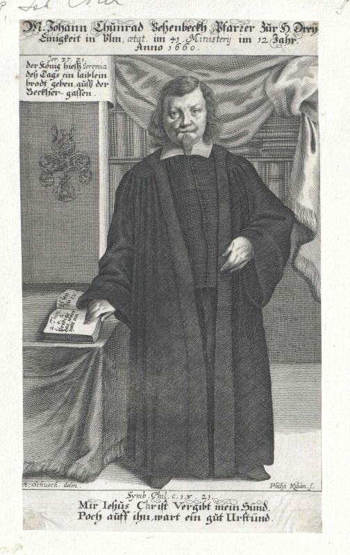 Wesenbeck, Johann Konrad