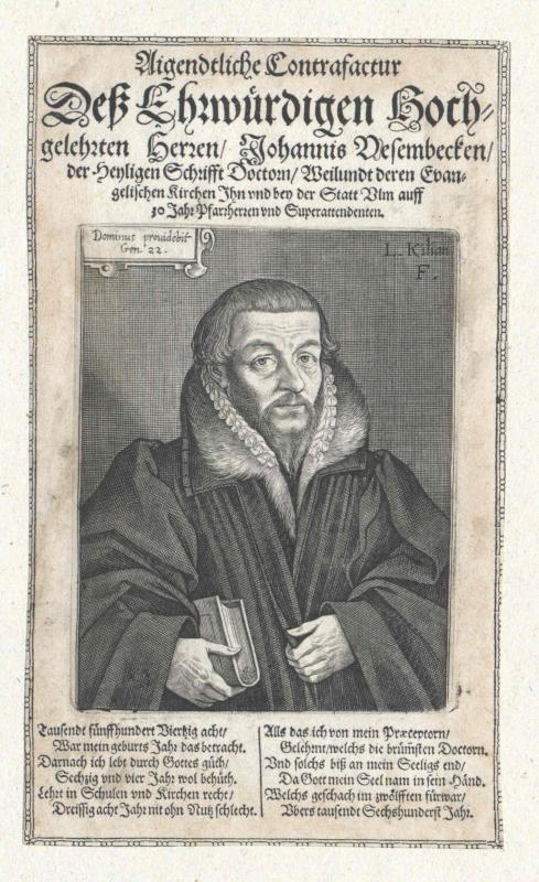 Wesenbeck, Johann