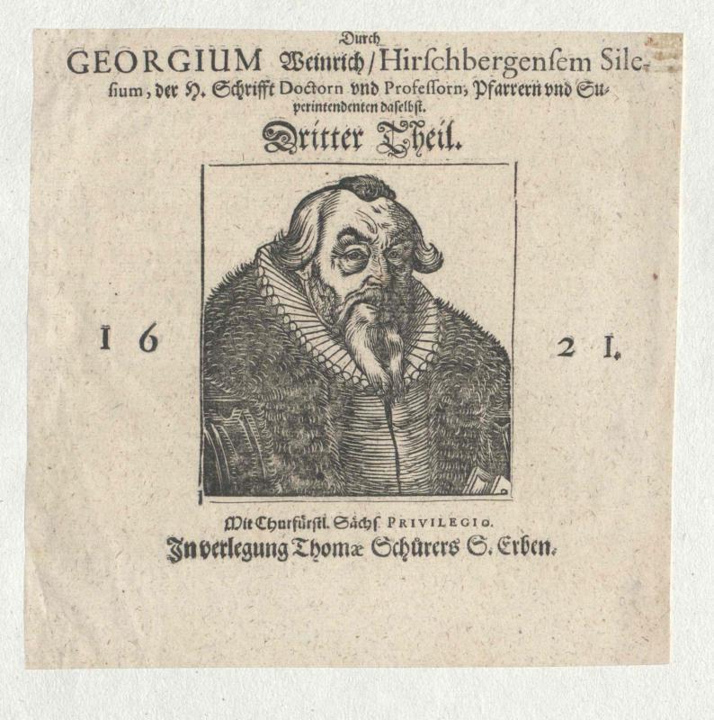 Weinrich, Georg