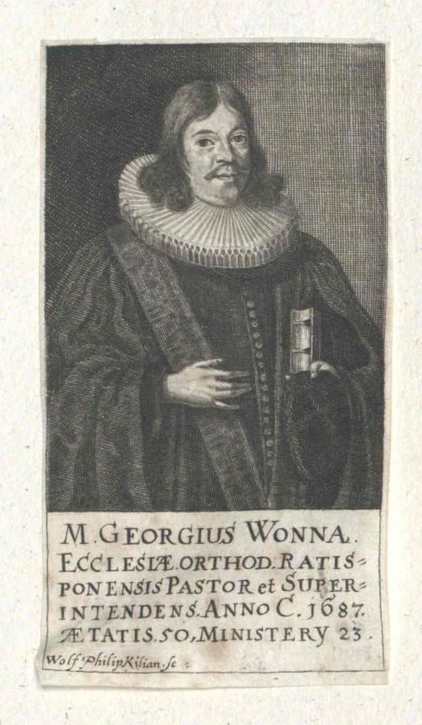 Wonna, Georg