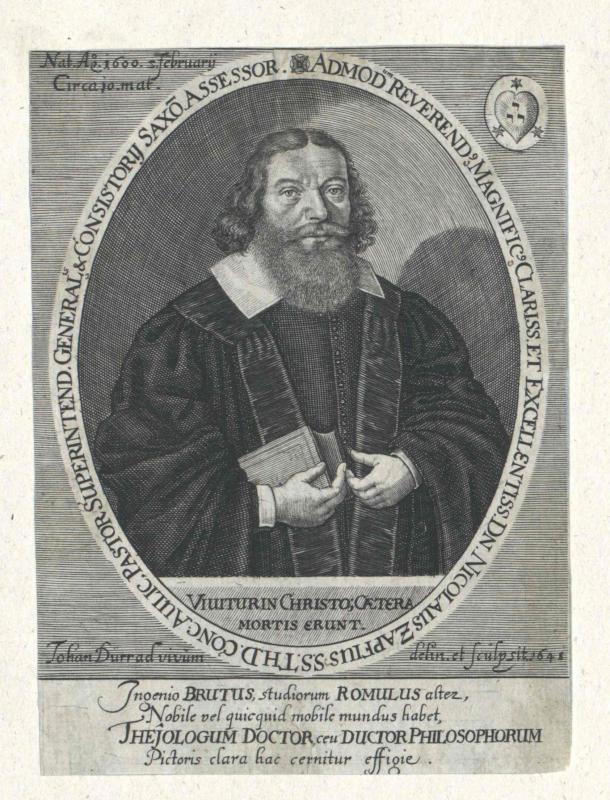 Zapf, Nikolaus