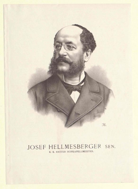 Hellmesberger, Josef