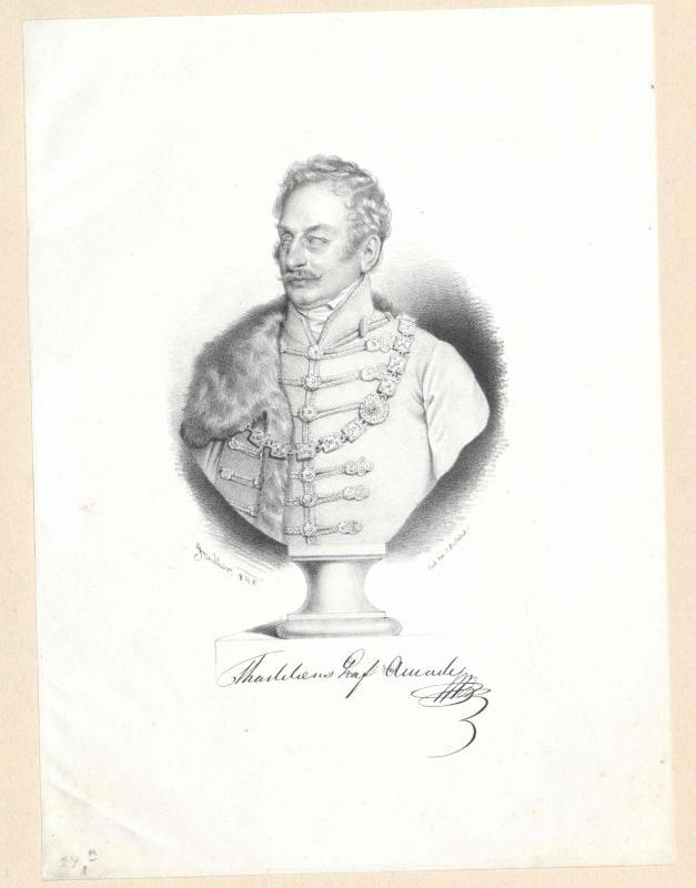 Amadé-Várkony, Thaddäus Graf