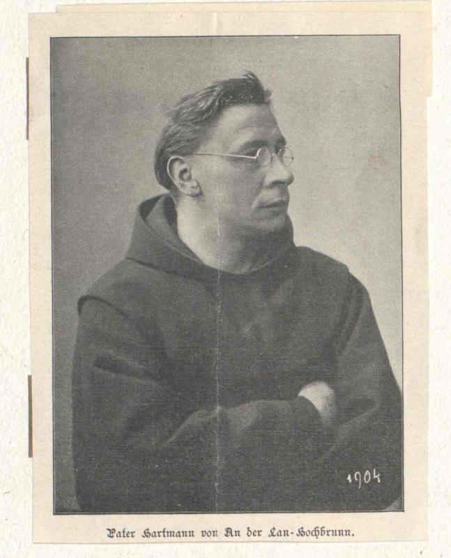 An der Lan zu Hochbrunn, Paul Hartmann von