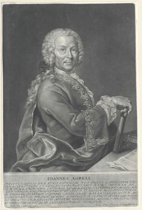 Agrell, Johan Joachim
