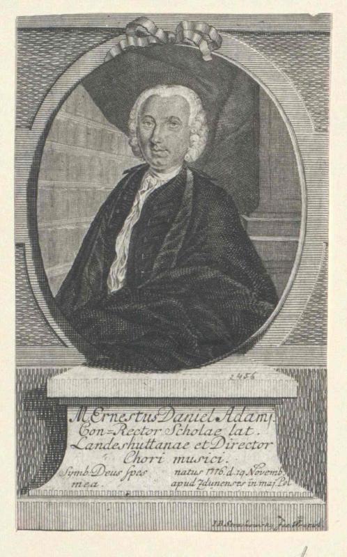 Adami, Ernst Daniel