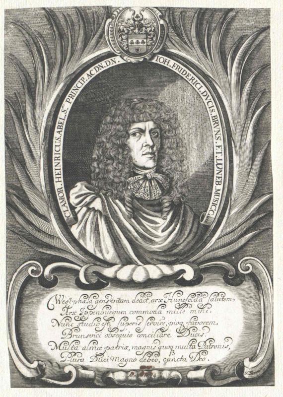 Abel, Clamor Heinrich