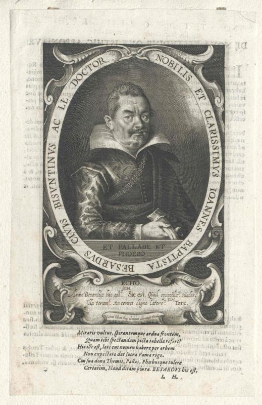Besard, Jean Baptiste