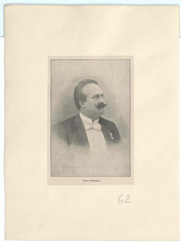 Brückner, Oskar
