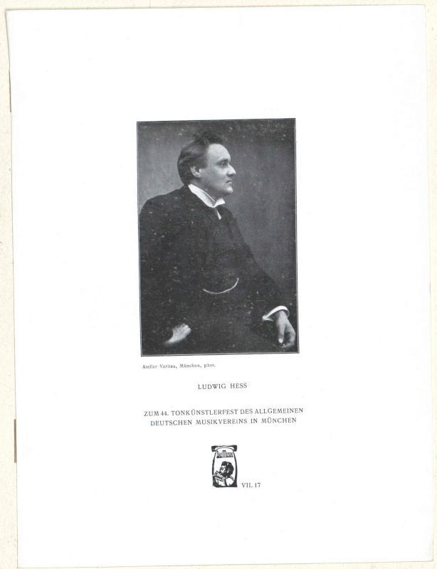 Hess, Ludwig