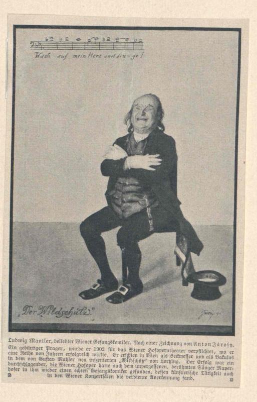 Mantler, Ludwig