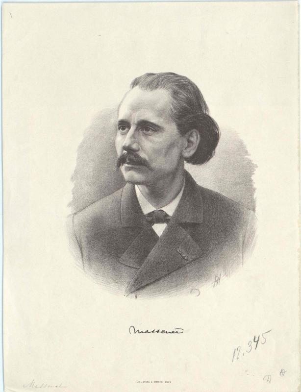 Massenet, Jules Emile Frédéric