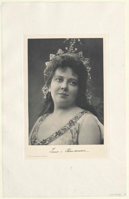Chavanne, Irene von