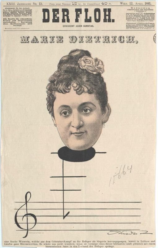 Dietrich, Marie