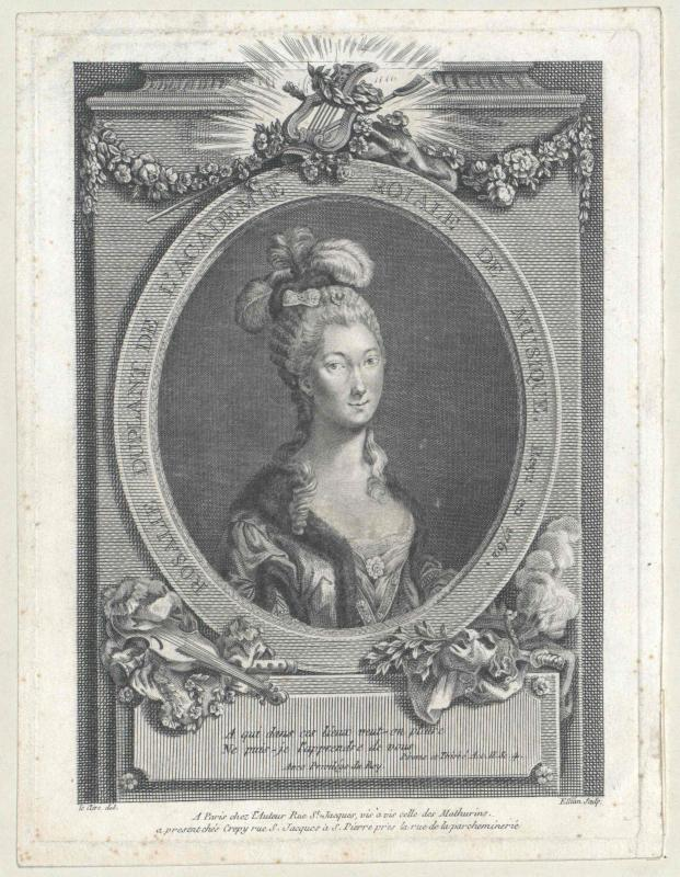 Duplant, Rosalie