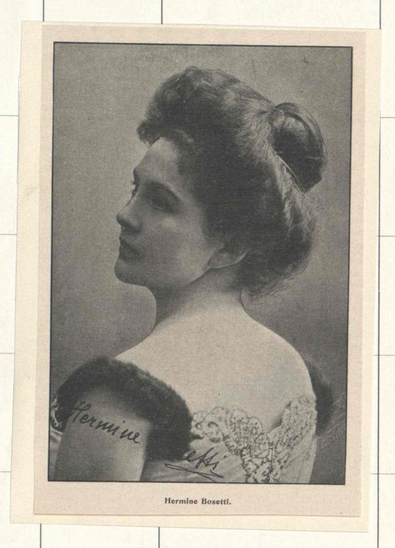 Bosetti, Hermine