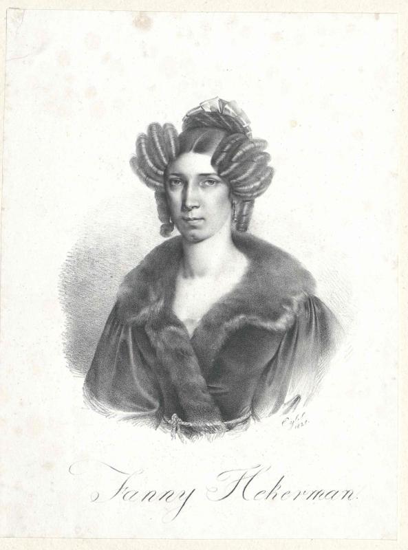 Hekermann, Fanny