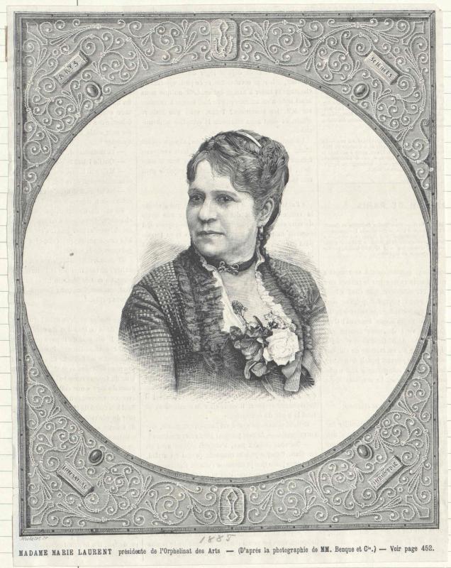 Allioux-Luguet, Marie Thérèse Désirée