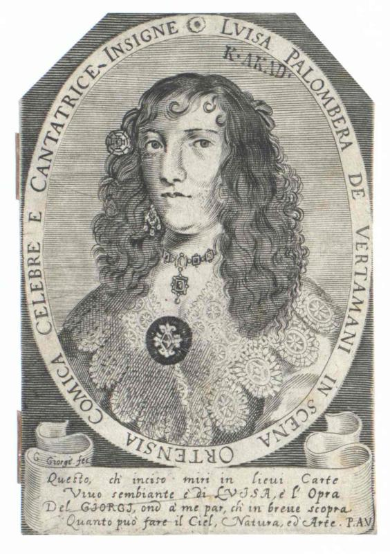 Palombera de Vertamani, Luisa