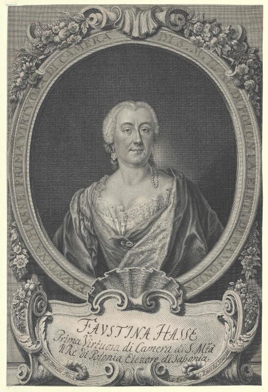 Bordoni, Faustina