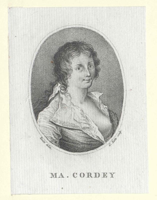 Corday d´Armont, Charlotte de