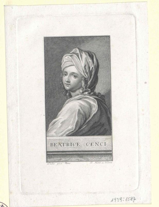 Cenci, Beatrice