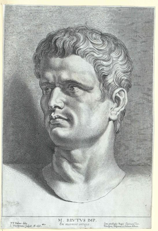 Brutus, Marcus Iunius