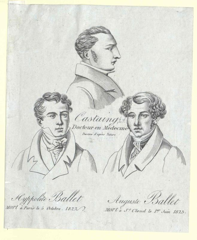 Castaing, Edmé Samuel