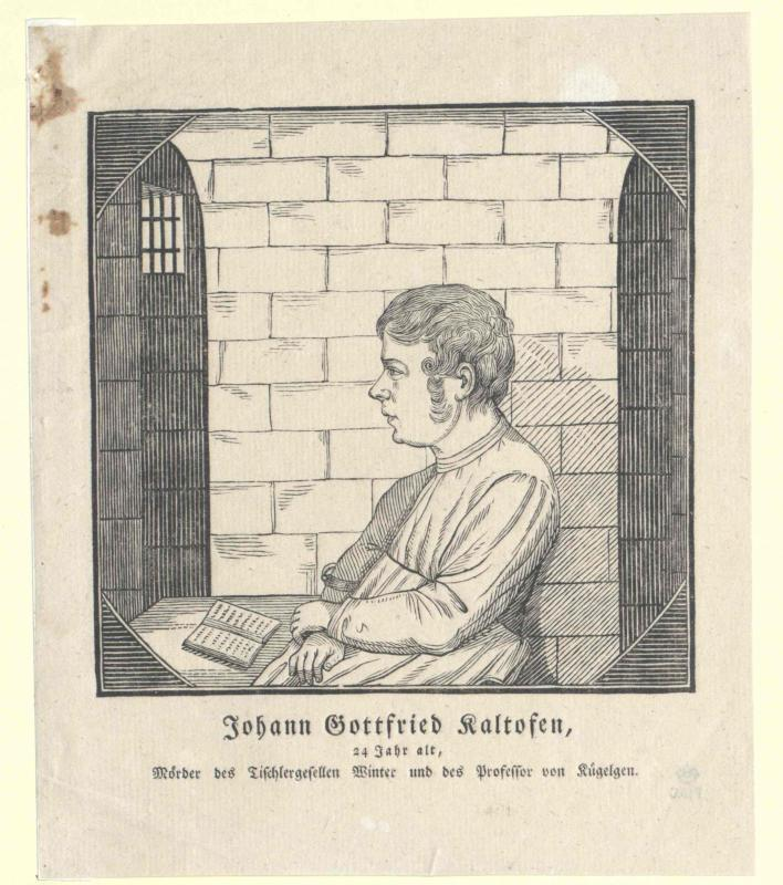 Kaltofen, Johann Gottfried