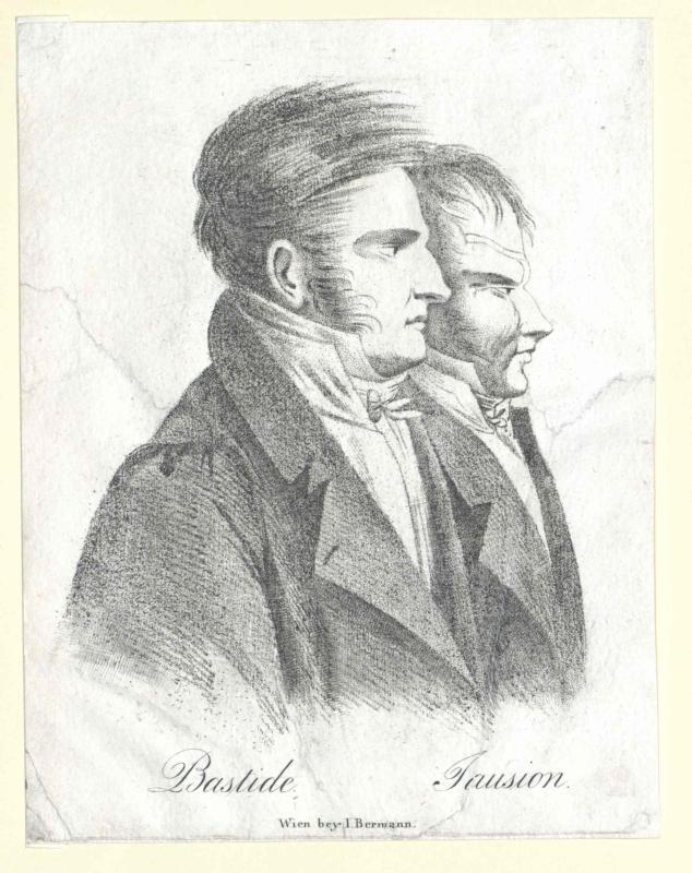 Bastide-Gramont, Bernard Charles