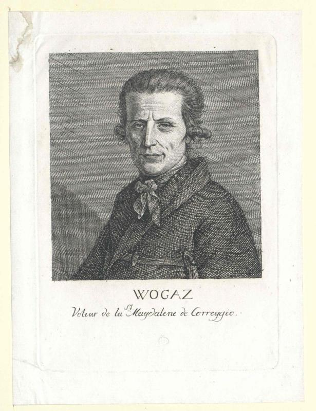 Wogaz, Johann Georg