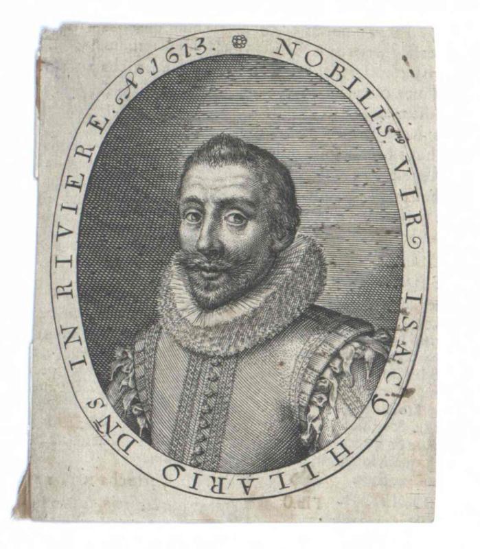 La Rivière, Isaac Hilaire de