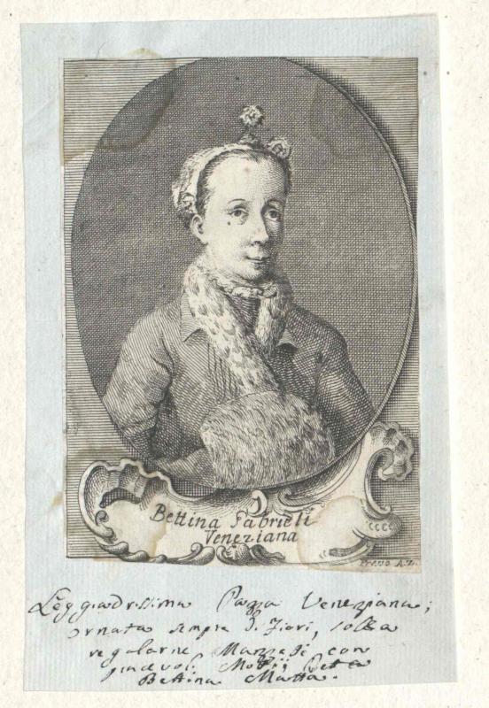 Gabrieli, Bettina