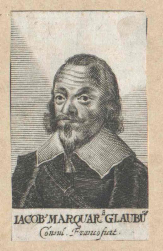 Glauburg, Jakob Marquard von