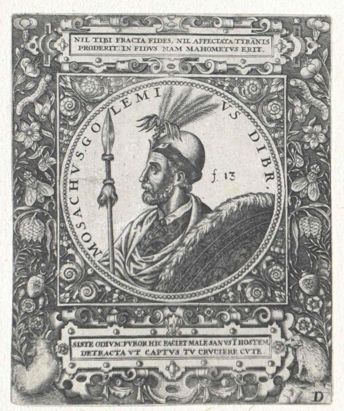 Mosachus, Golemius Dirba