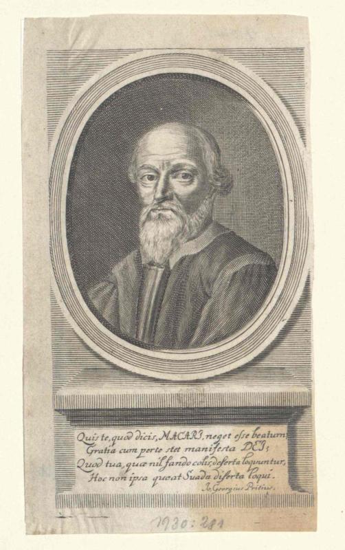 Macarius, Johannes