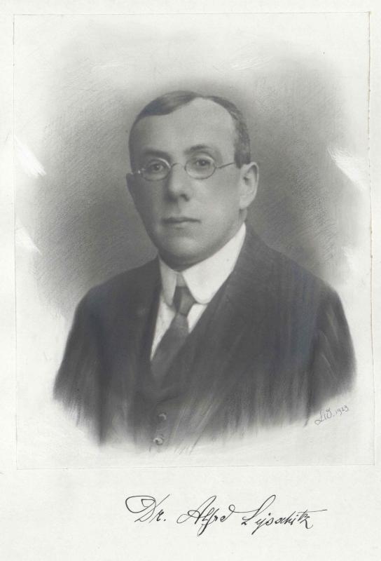 Lipschitz, Alfred