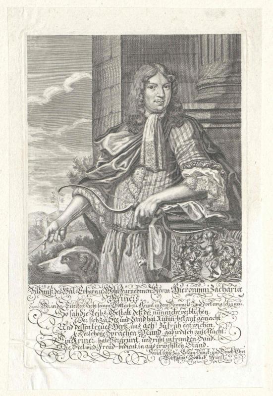 Kriner, Hieronymus Zacharias