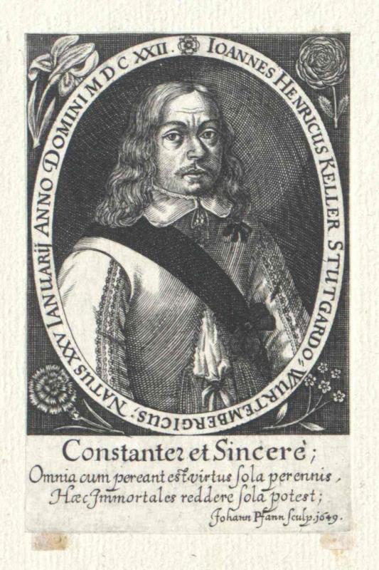 Keller, Johannes Heinrich