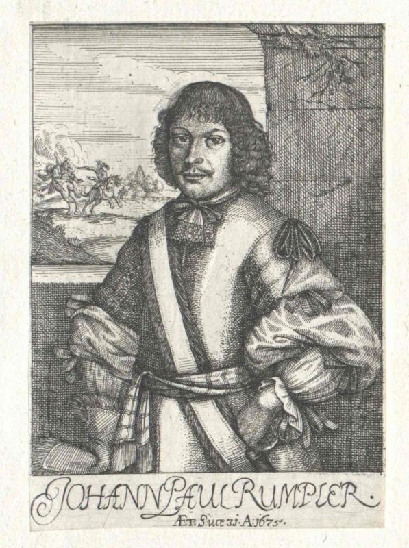Rumpler, Johann Paul